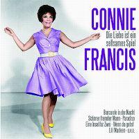 Cover Connie Francis - Die Liebe ist ein seltsames Spiel [2018]